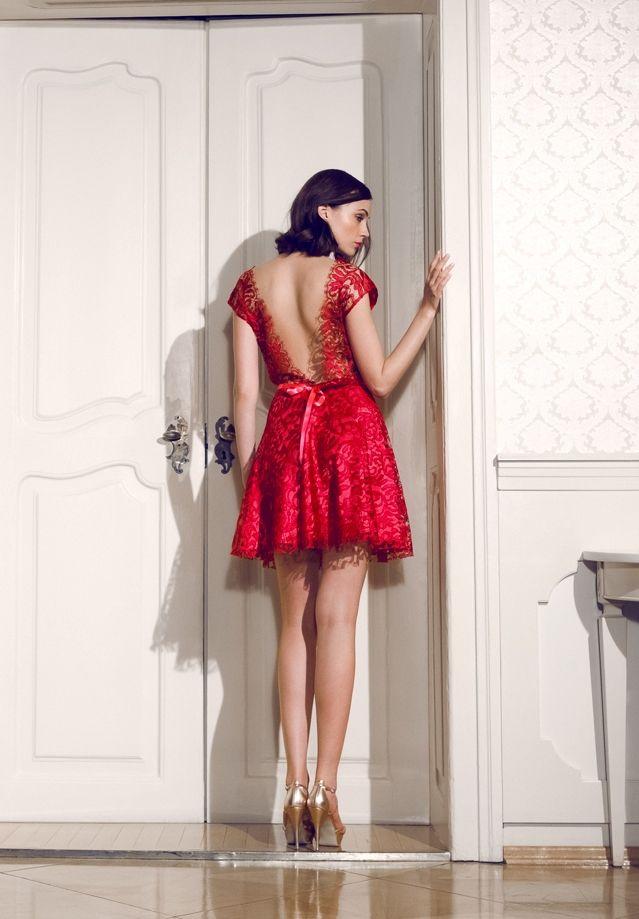 Preciosos Vestidos de Noche por Daalarna que te encantarán ! - Vestidos Mania