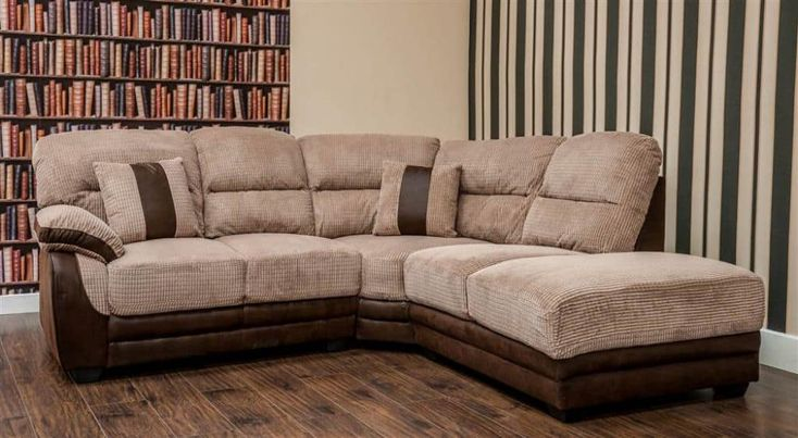 Corner Sofas Fits Into Most Space