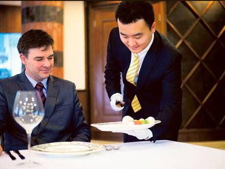 #p21 #tlot #tcot #teaparty #union #iww #occupy #ows #p2   Butlers a must for China super-rich  http://gulfnews.com/news/asia/china/butlers-a-must-for-china-super-rich-1.1474159  British-style servants lending Chinese elite a new aura of luxury  Hands sheathed in white gloves, Alvin Hu's dream of serving as butler to China's growing ranks of super-rich faced an unlikely challenge: a dinner plate piled high with multicoloured toy bricks...