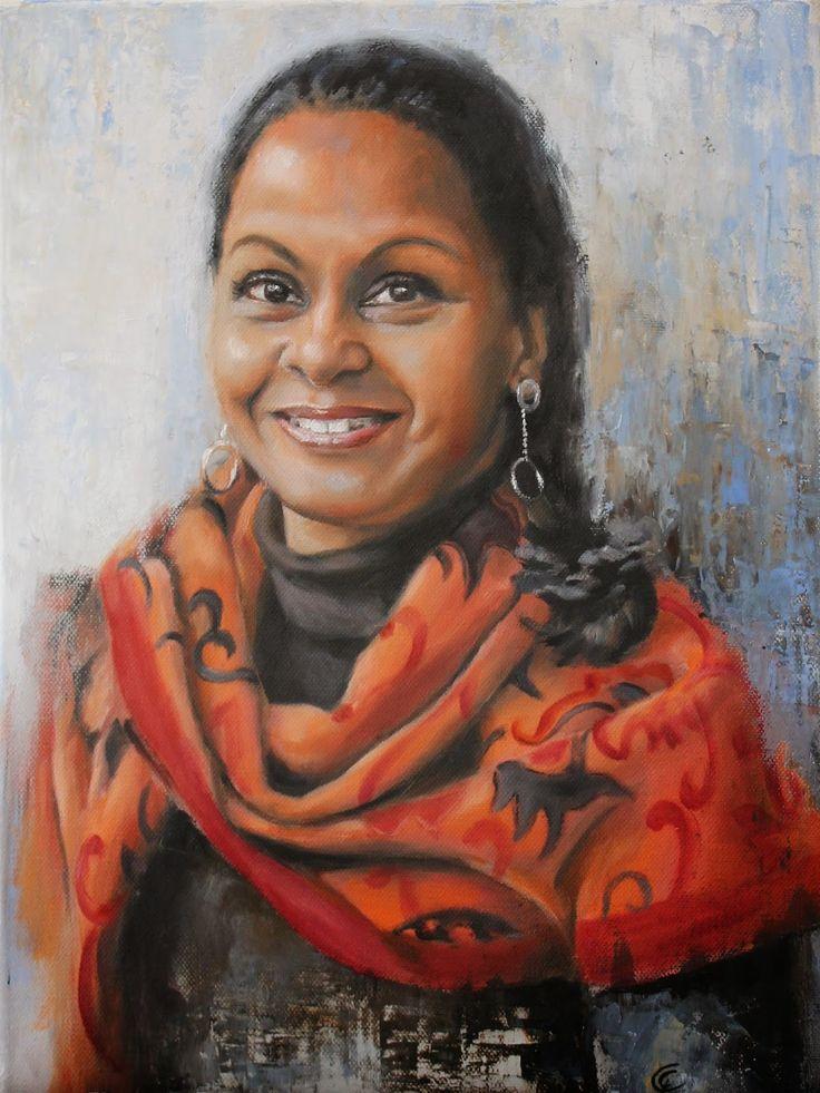 Vorm in beeld Carla van Gisbergen: Portret