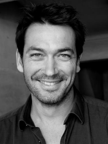 David Proux, French model & actor, b. 1968