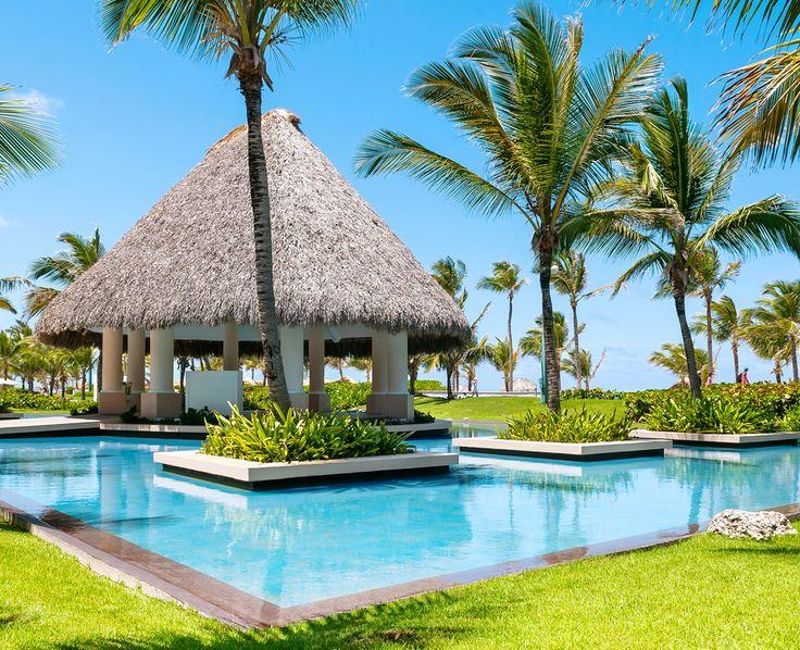 Hard Rock Hotel e Cassino de Punta Cana. #Viagem #Caribe
