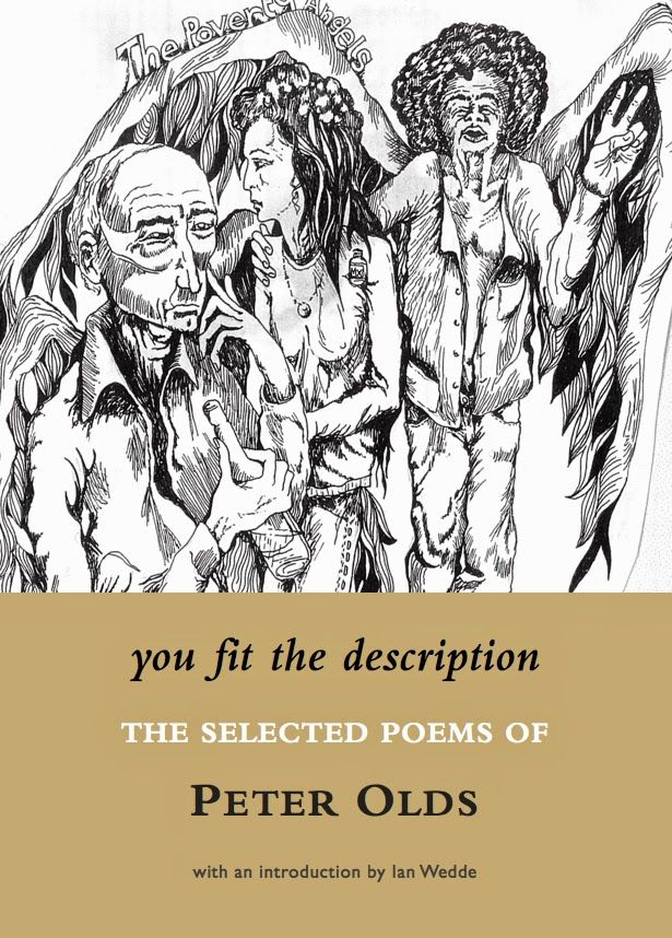 Beattie's Book Blog - unofficial homepage of the New Zealand book community: New poetry collection from Peter Olds