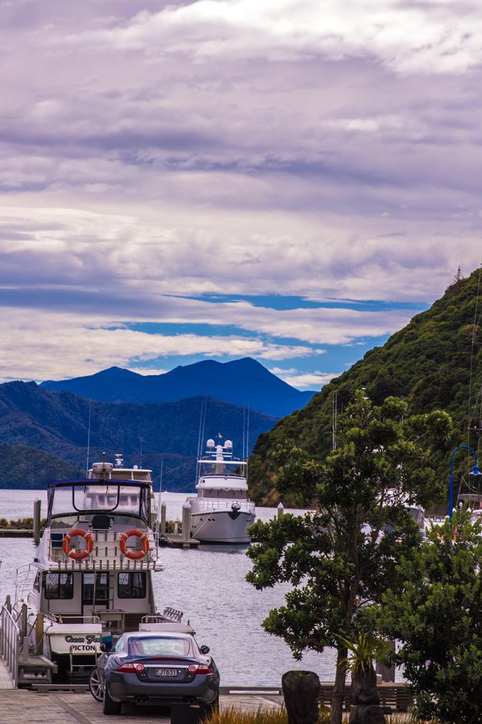 Picture-Perfect Picton, New Zealand