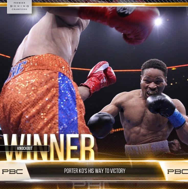 Shawn Porter Bodies Bone in PBC Co-Feature