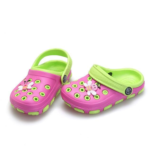 Children's Rubber Clogs