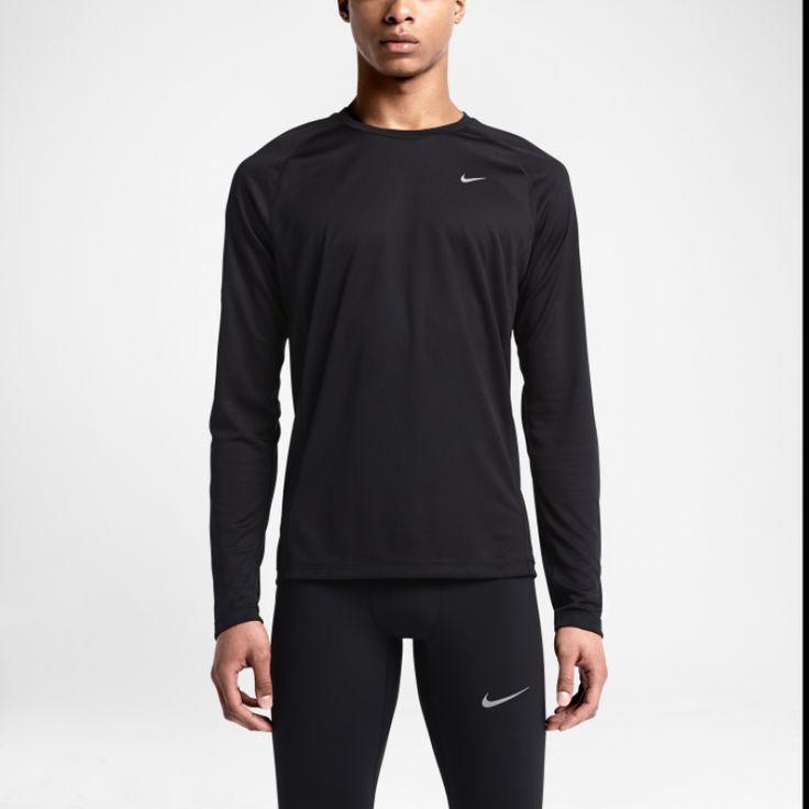 Health Goth // Nike / Nike Miler Long-Sleeve