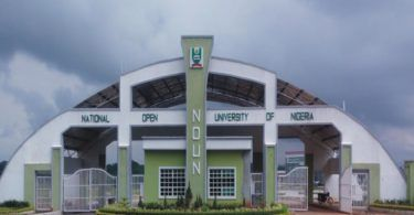 National Open University of Nigeria, Noun: Student Portal