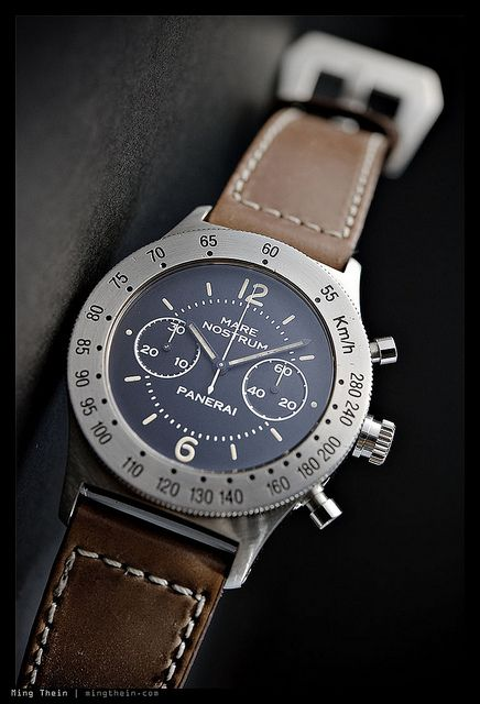 ♂ Masculine and elegance man's fashion accessories watch The Rare Panerai Mare Nostrum