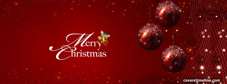 Merry Christmas Timeline Cover - Facebook timeline covers maker