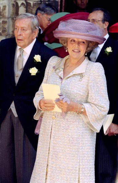 Queen Beatrix, May 19, 2001