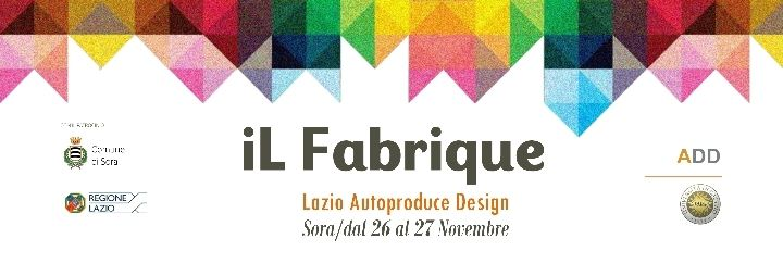 iL Fabrique @ Università - 26-Novembre https://www.evensi.it/il-fabrique-universita/192386369