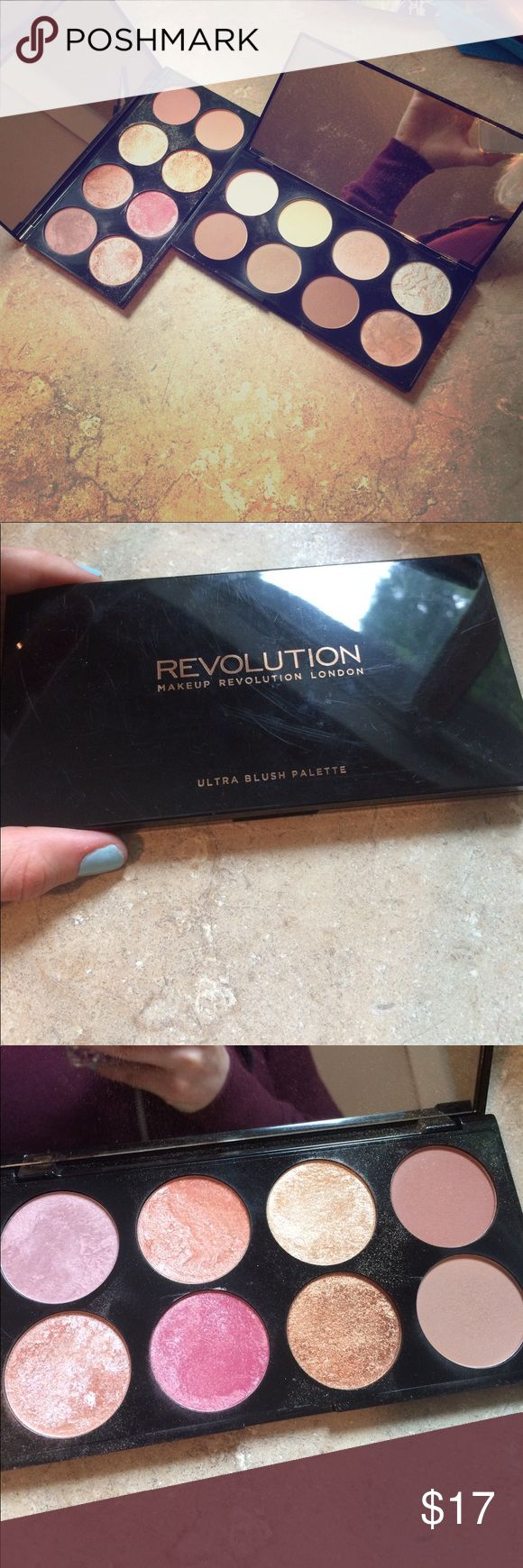MAKEUP REVOLUTION PALETTE BUNDLE ️ Ordered from Ulta 2