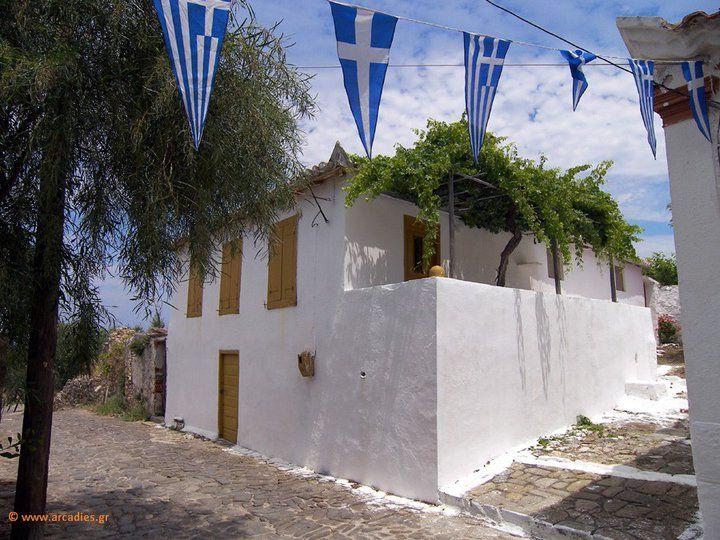 House in Koroni (Messinia)