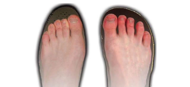 how to tell if birks are narrow