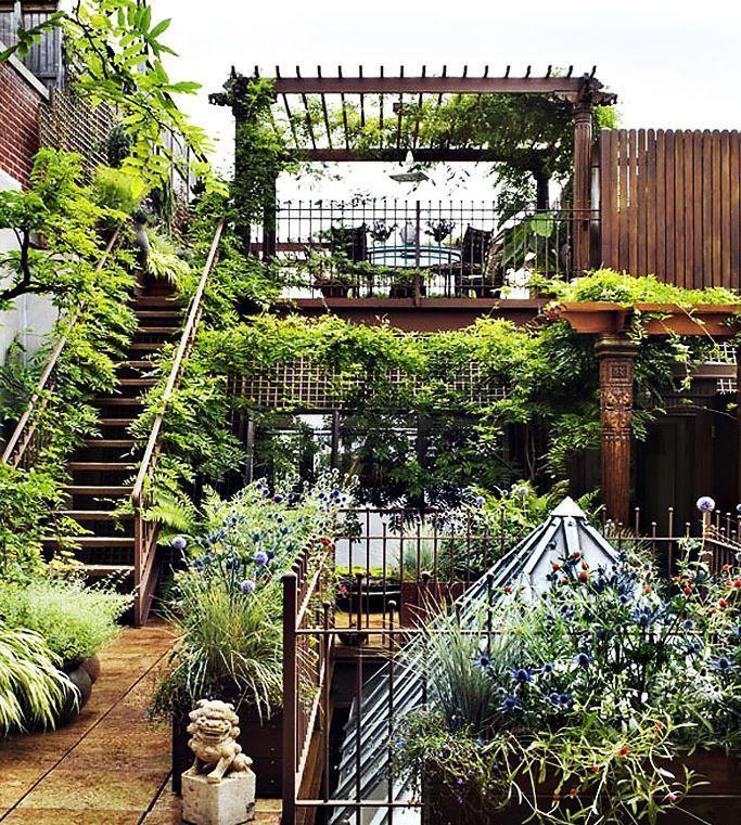 15 Incredible Rooftop Designs Ideas