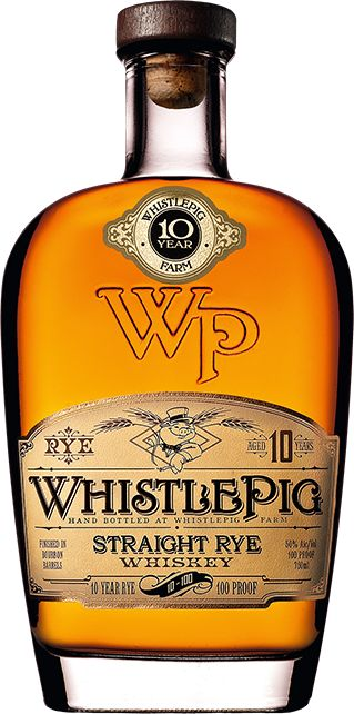 WhistlePig 10 year