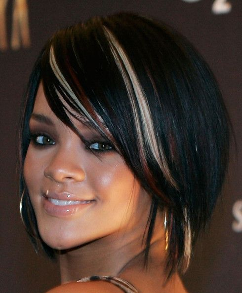 Rihanna Short Scene Cut – Short Hairstyles Lookbook – StyleBistro ...