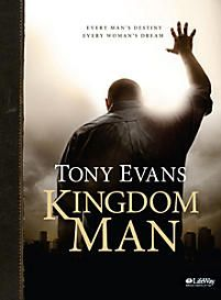 Kingdom Man - Member Book | Evans, Tony | LifeWay Christian