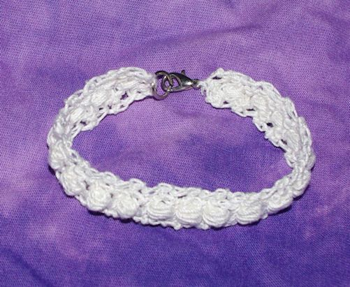 1076 Best Crochet Jewelry Images On Pinterest Crochet Stitches