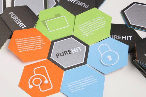 Texas State Health Information Technology Program Brochure: Design Inspiration, Web Design, Information Technology, Texas States, Graphics Design, Brochures Ideas, Design Studios, Design Blog, Brochures Design