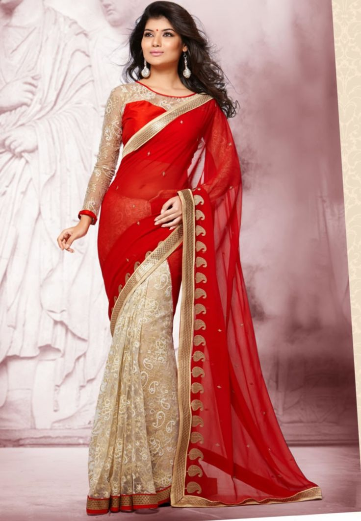 long sleeve wedding saree blouse - Google Search