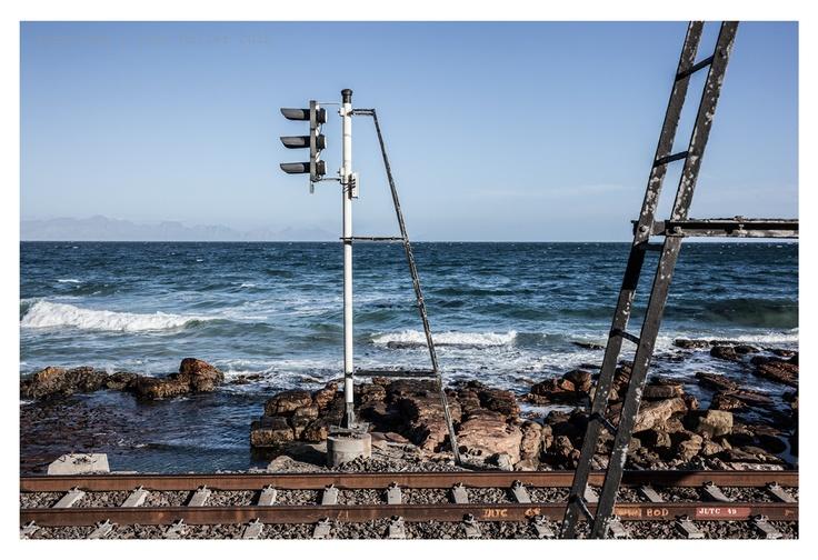 Kalk Bay near Cape Town
