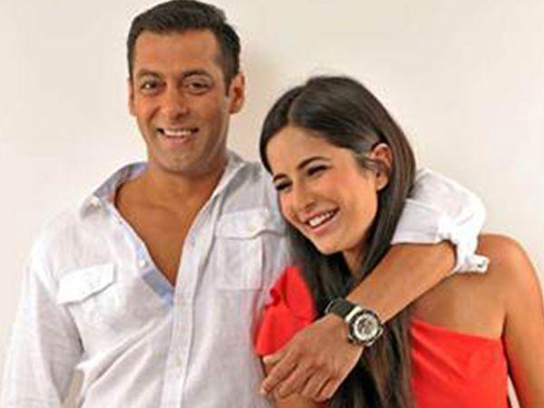 Salman Khan and Katrina Kaif are bonding again
