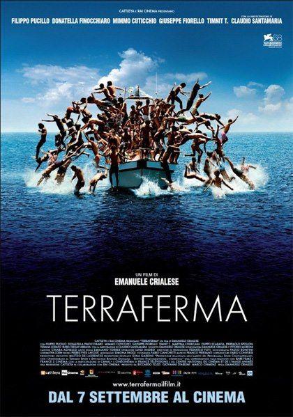"""Terraferma"" a.k.a 「海と大陸」 現代イタリア映画。衝撃的傑作。"