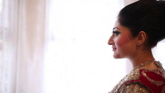 Naveed & Tabiya's beautiful London Muslim Wedding. #Muslim #wedding #highlights #2013 #London