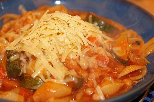 Italian Inn Minestrone Soup
