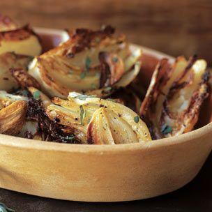 Garlic Fennel Wedges | Food - Appetizers | Pinterest