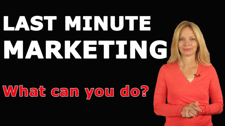 Last Minute Digital Marketing. Need to get an online marketing strategy in-place fast? Learn what works and what doesn't: SEO, social media marketing, pay-per-click marketing, PPC, search engine optimization and more digital marketing ideas!