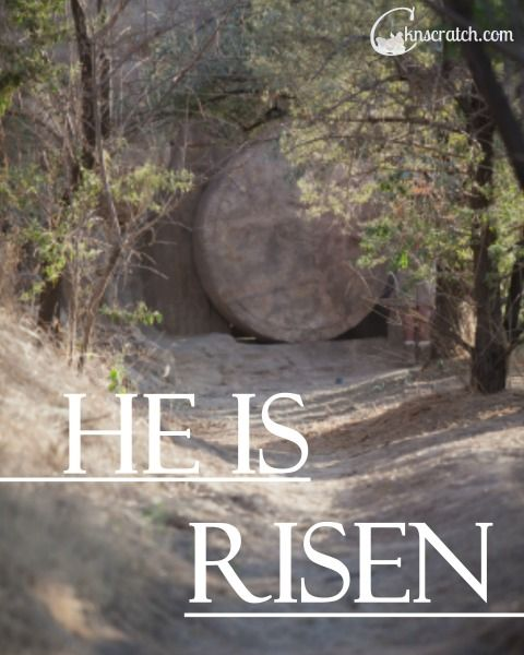What a great way to celebrate Easter- Easter Scripture Study Program