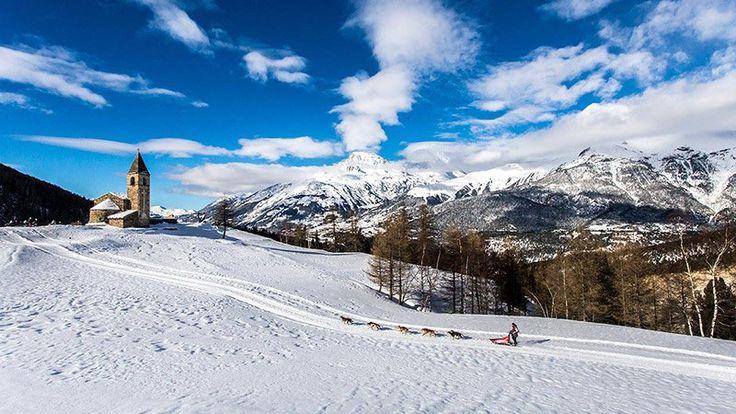 Diaporama. Les plus belles photos de La Grande Odyssée Savoie Mont-Blanc - France 3 Alpes
