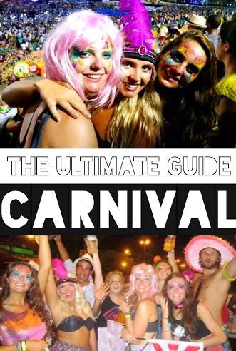 Everything you need to know about the worlds biggest party - Carnival! Read all about it on Seven Continents Sasha!