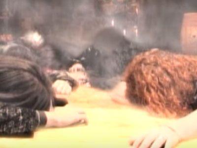 Felicitamos hoy con nuestro vídeo de rock and blog del día a Jose Andrea con La Posada de los Muertos de Mago de Oz El 02 de junio de 1971, nace José Andrëa en La Paz, Bolivia. Cantante de nacionalidad boliviano-española conocido por su trabajo con el grupo Mägo de Oz.   #Jose Andrea #Mago de Oz