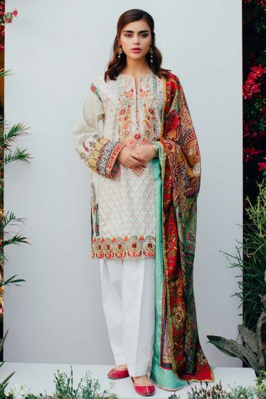 bafb9314dd Latest Pakistani Lawn Brands Designer Dresses Collections 2019 | Desi Love  (Bridal glory) | Fashion outfits, Fashion, Pakistani dresses