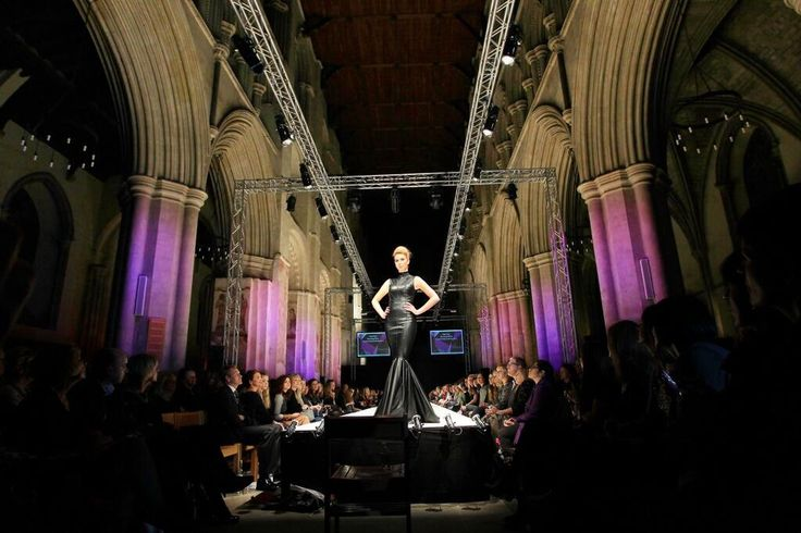 Our favourite shot of the Cathedral Catwalk Show for #SAFW2013, courtesy of the amazing Danny Loo from the Herts Ad.