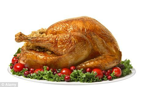1000+ images about Cooked turkey (platter setting) on ...
