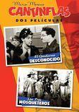 Cantinflas: El Gendarme Desconocido/Los Tres Mosqueteros [DVD]