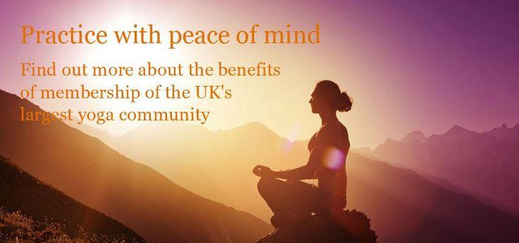 BWY - The British Wheel of Yoga