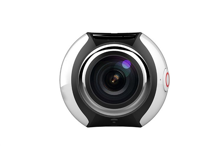 Beautiful Hot Sale 360 Action Camera Review 2018