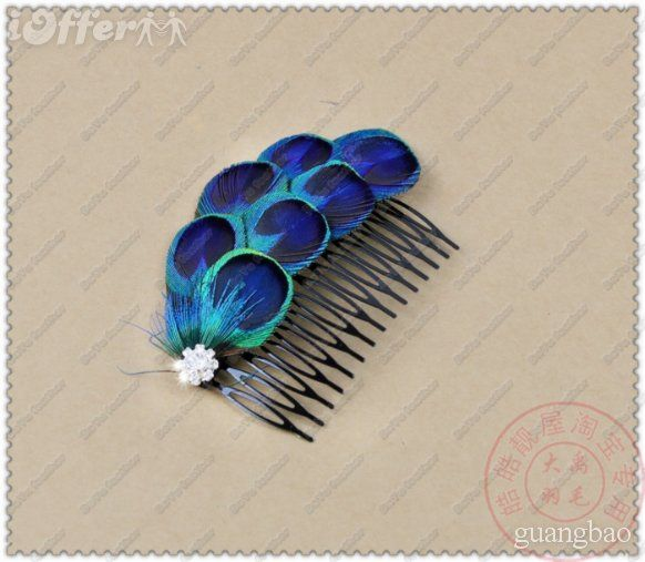 Hair comb for my wedding day!