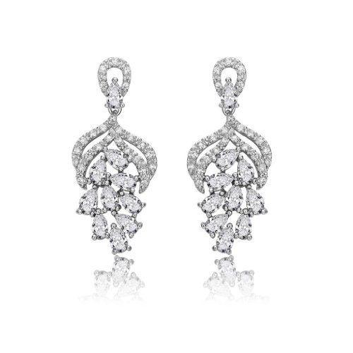50 best bling images on Pinterest | Wedding earrings, Bridal ...