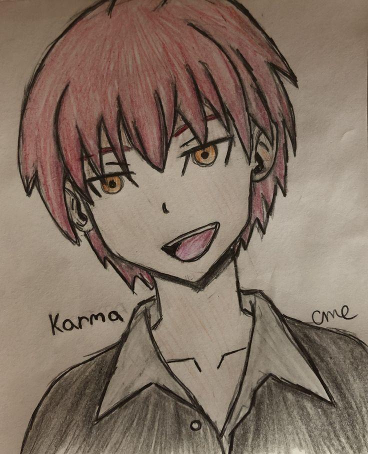 Karma Akabane Assassination Classroom karmaakabane