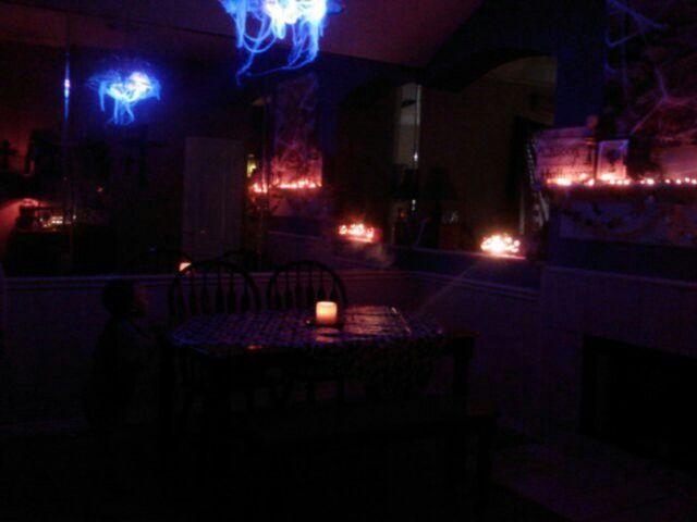 halloween decor by lss