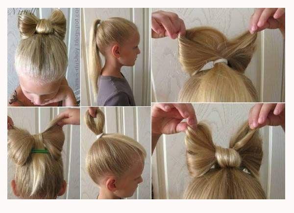 aprende hacer peinados para nias fciles paso a paso fotos de
