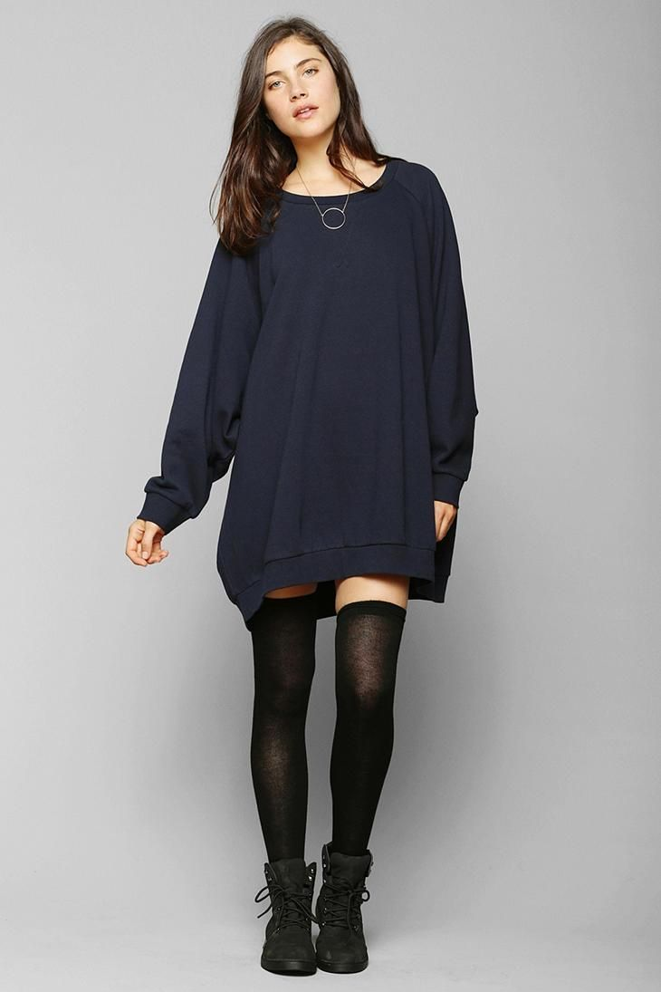 Oversized Sweatshirts Collection For Girls