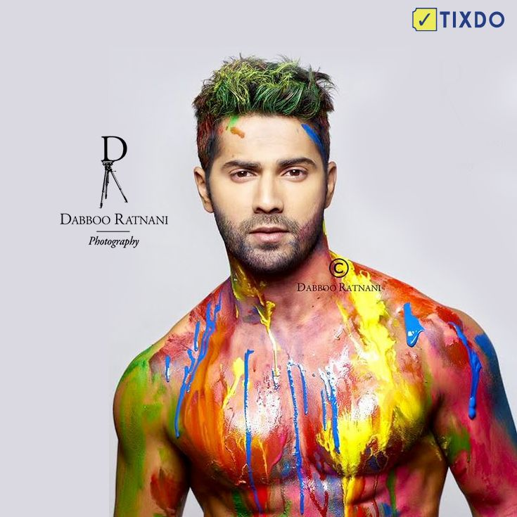 If your 2016 was not good, you probably didn't have a #DabooRatani calendar. #varundhawan  #ThrowbackThursday // #BollywoodStars